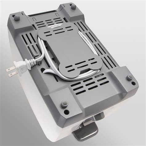 Proctor Silex 2 Slice Bagel Toaster Amazon Com Proctor Silex 2 Slice Bagel Toaster White