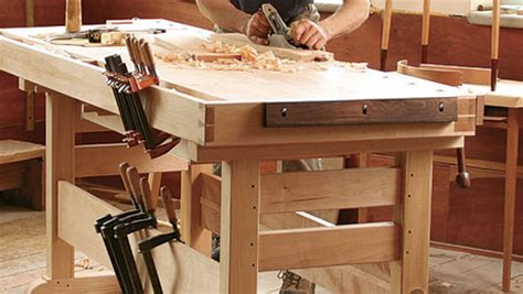 workbench   lifetime finewoodworking