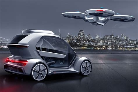 Car Audi by Audi Flying Car News Pics Info Car Magazine