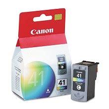 Tinta Canon Cl 41 Color Original canon cl 41 color ink cartridge