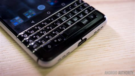 blackberry keyboard for android blackberry keyone as a daily driver where it excels