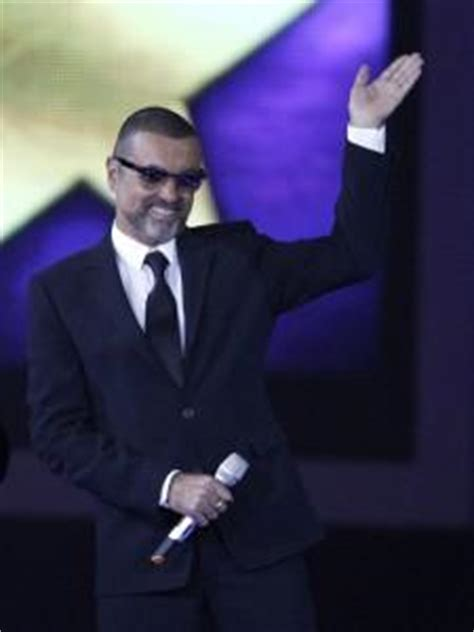 george michael archive daily dish george michael was completely sober at brit awards