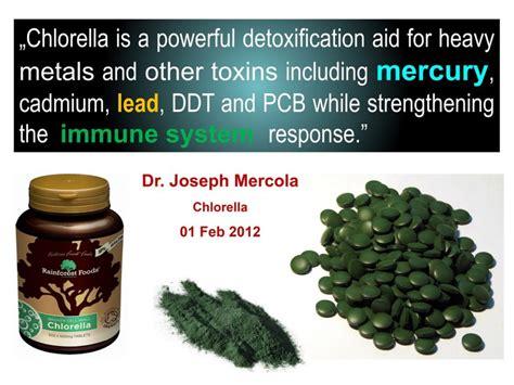 Spirulina Detoxes Heavy Metals by Chlorella Health Secrets