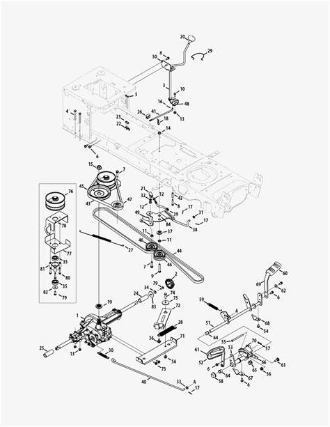 cub cadet diagram cub cadet rzt 50 deck diagram wiring diagram and fuse box