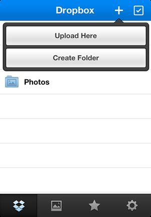 dropbox upload speed how to sync iphone with ipad