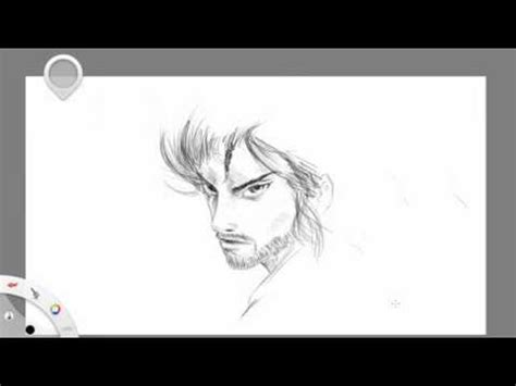 sketchbook pro surface 3 microsoft surface pro drawing ทดสอบวาดภาพบน surface pro