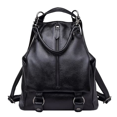 Convertible Backpack womens leather convertible backpack cw206203