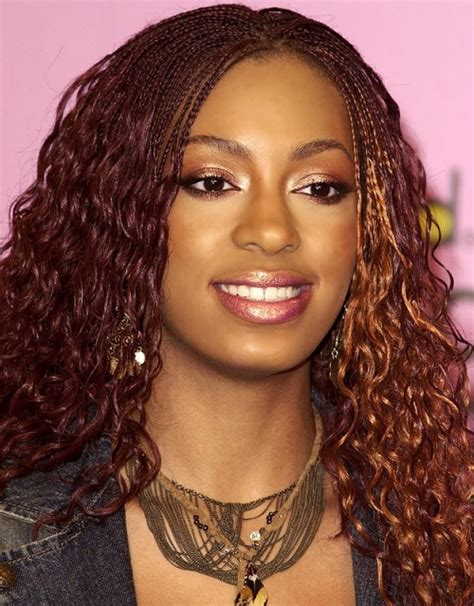 wavy braids hairstyle braided hairstyles for black women super cute black