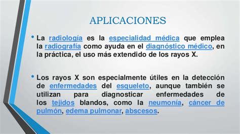 uso de los rayos x diapositiva de la historia de los rayos x
