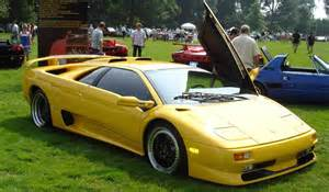 How Many Lamborghini Diablos Were Made What Types Of Cars Does Donald Own Our Ride