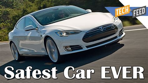 Where Is Tesla Model S Made Tesla Model S Safest Car Made