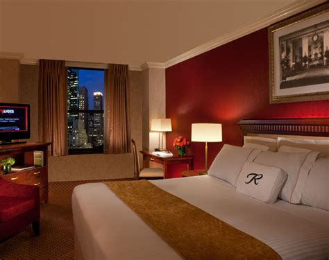 luxury new york city accommodations the roosevelt hotel nyc