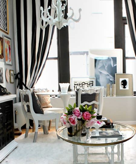 adore home decor decorating with black and white a classic combination