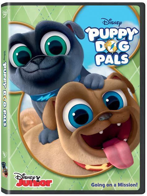 puppy pals dvd puppy pals on disney dvd april 10th puppydogpals