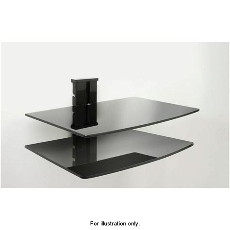 b m 2 teir dvd wall shelf 277492 b m