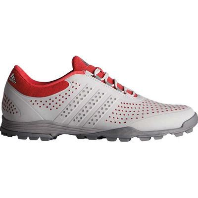 adidas adipure sport golf shoes pink grey discount prices for golf equipment