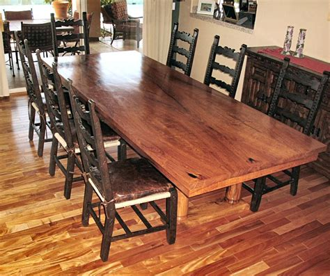 dining room table for 10 current work wgh woodworking 2010 2011