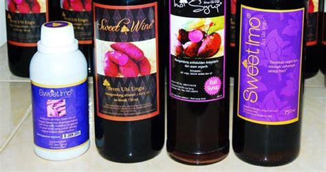 jus ubi jalar ungu untuk kulit mulus dan kencang bebeja