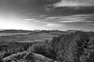 Landscape Black And White File Beautiful Landscape In Black And White Scotland