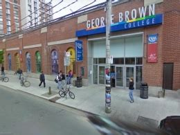 George Brown College Mba by Centennial College Community Colleges In Toronto Canada