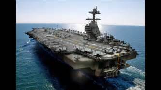 Gerald Ford Carrier The U S Navy S Newest Aircraft Carrier Uss Gerald R Ford