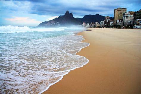 ipanema beach rio brazil nomadic thoughts