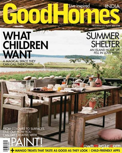 good home design magazines good homes india may 2012 187 download pdf magazines