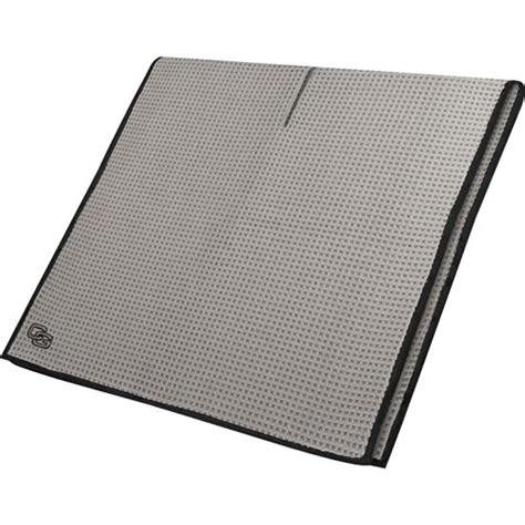 Microfiber Glove Towel Pink club glove personalized microfiber caddy towel cool grey