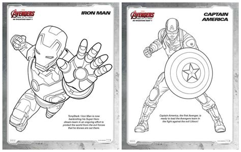 avengers age of ultron coloring pages hulkbuster marvel s avengers age of ultron coloring sheets