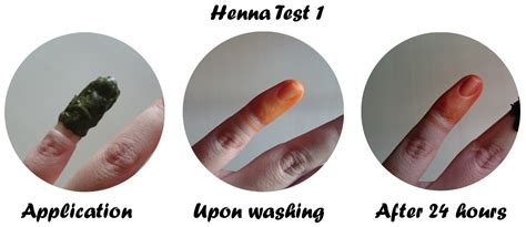 testing with henna stains amp how to remove it quicker