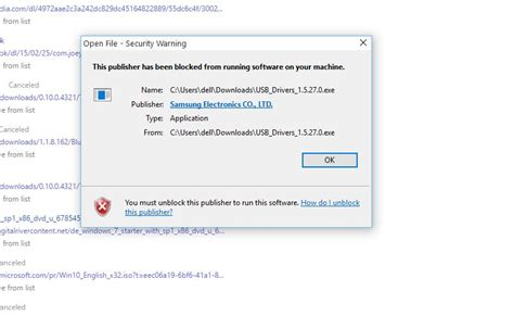 windows 10 blocks publisher mediatek fix this publisher has been blocked from running software