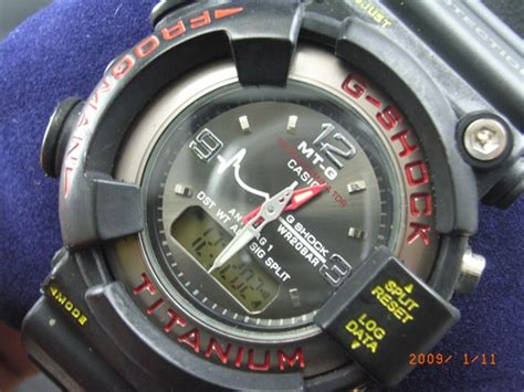 Dual Time G Shock Kualitas casio gshock series dw 8200 frogman mt g dual time analog