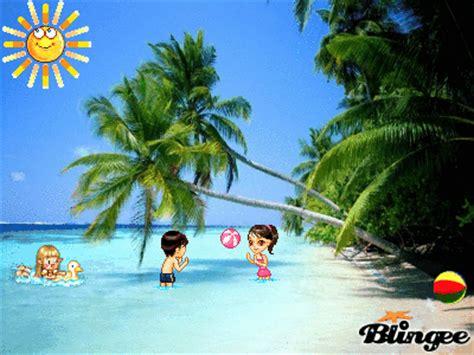 imagenes de niños jugando en la playa ni 209 os jugando en la playa picture 68295315 blingee com