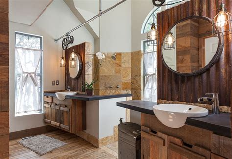 rustic bathroom light fixtures rustic bathroom lighting ideas country bathroom designs