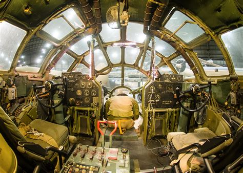 Boeing B-29 Superfortress > National Museum of the US Air ... B 29 Inside