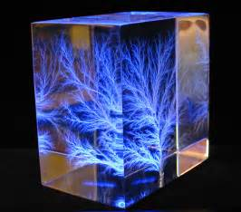 lighting glass what are lichtenberg figures and how are they made