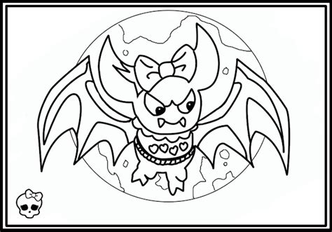 coloring pages monster high pets monster high characters and pets coloring pages