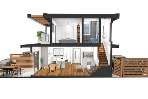 synthesis design featured in magazine vancouver interior energy efficient synthesis laneway house coming soon