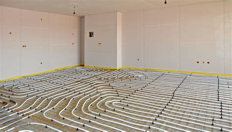 riscaldamento a pannelli radianti a pavimento riscaldamento a pavimento con i pannelli radianti casa