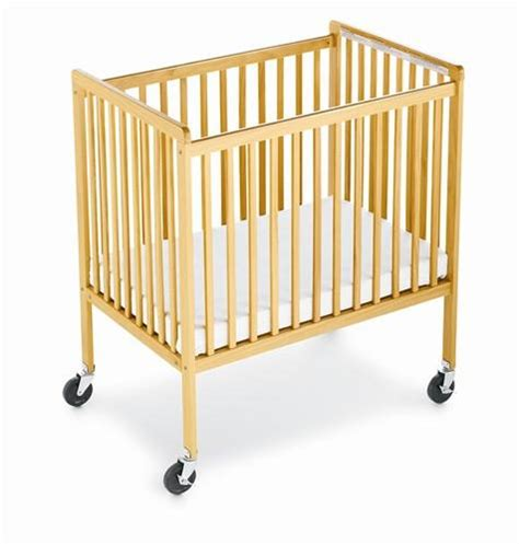 Foundations Baby Cribs Foundations Safetycraft Fixed Side Slatted Crib 1631040 Nurzery