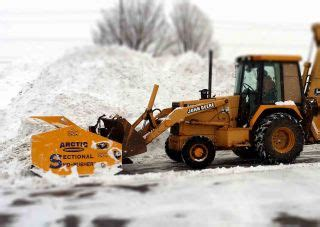 sectional sno pusher battle mother nature s worst with arctic plows bluegrass