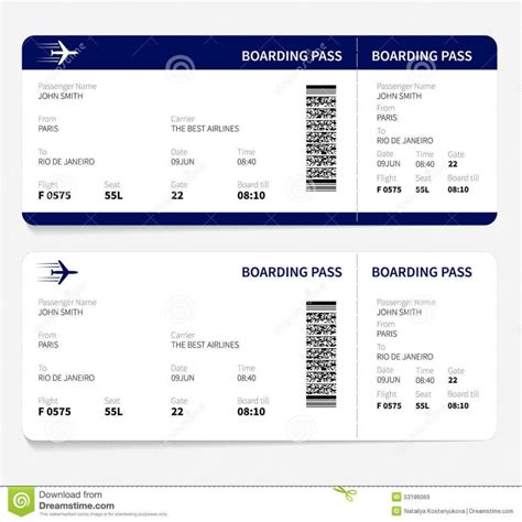 plane ticket template word ticket template free liability release form payment