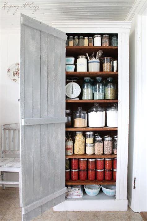 freestanding pantry kitchens