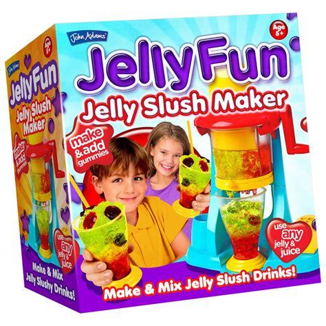 Channel Boy Jelly jelly jelly slush maker toys zavvi
