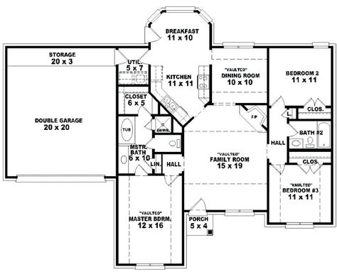 4 bedroom 3 bath open floor plan 4 bedroom open floor plan 2 story 4 bedroom floor plans