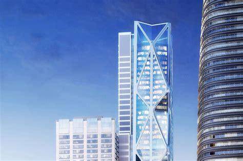 oceanwide center architect magazine foster partners