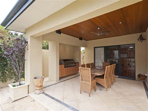 Ceiling Decor Ideas Australia | outdoor living design with balcony from a real australian
