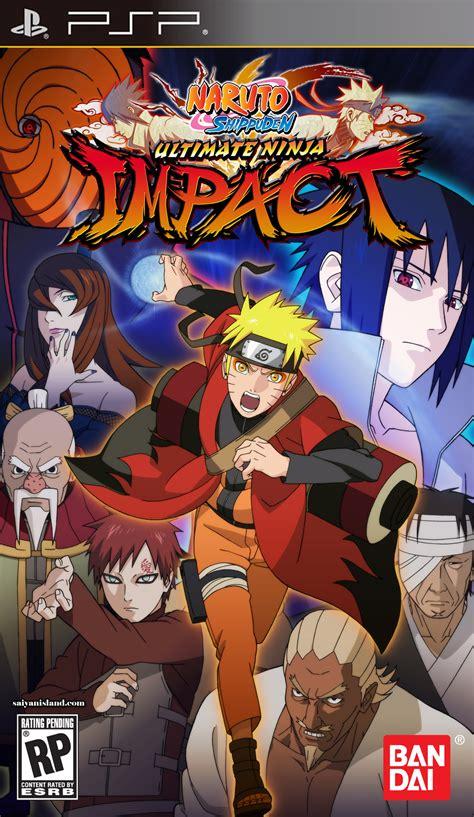 naruto shippuden ultimate ninja impact zerochan anime