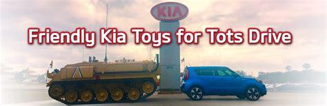 Friendly Kia New Port Richey Toys For Tots 2016 Pasco County Ta Fl Friendly Kia