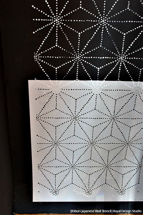 How To Stencil Tips For Painting A Closet Paint Pattern Stencil Templates For Painting
